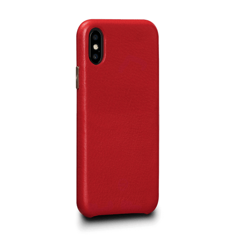 Kyla Leatherskin Snap On Case for iPhone XS Max