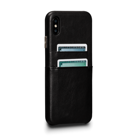 Kyla Leather Snap On Wallet Case for iPhone XS Max