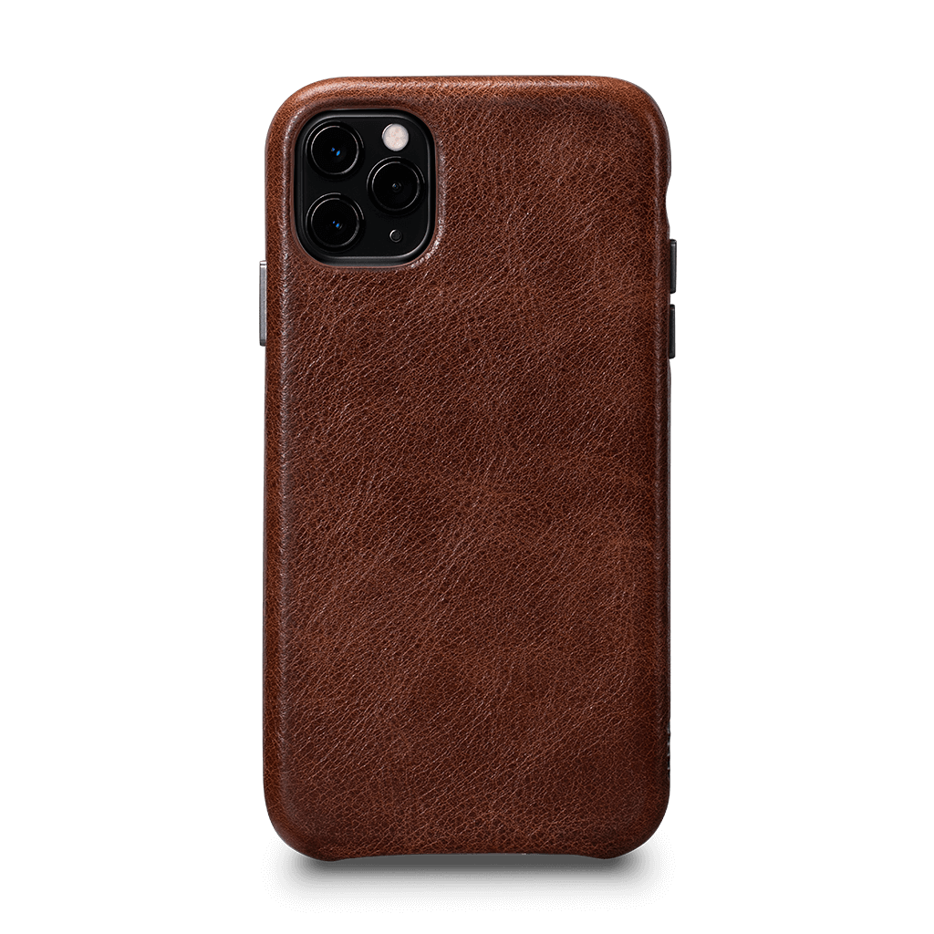 Leatherskin Case for iPhone 11 Pro (Cognac)