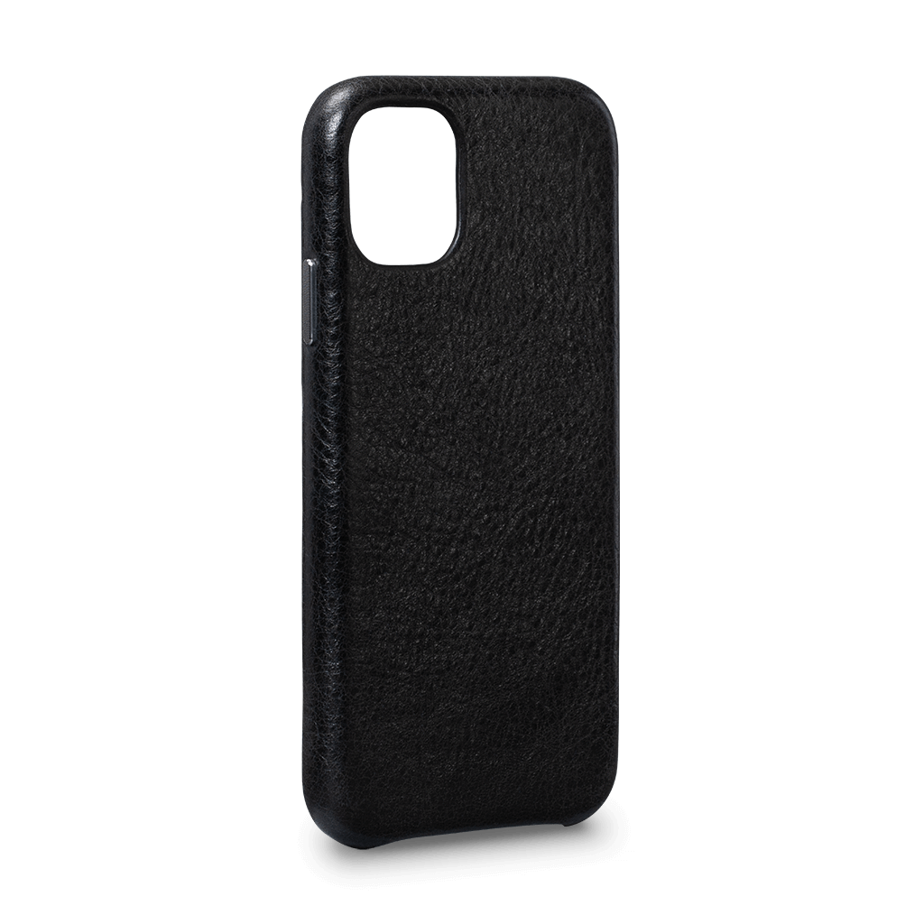 Leatherskin Case for iPhone 11 Pro (Black)