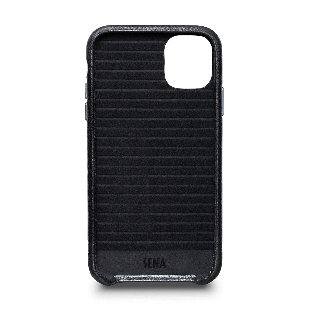 Leatherskin Case for iPhone 11 (Black)