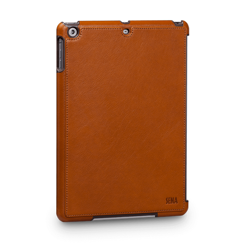 Lugano Leather Case iPad Air Tan SHD11704GBUS-50R