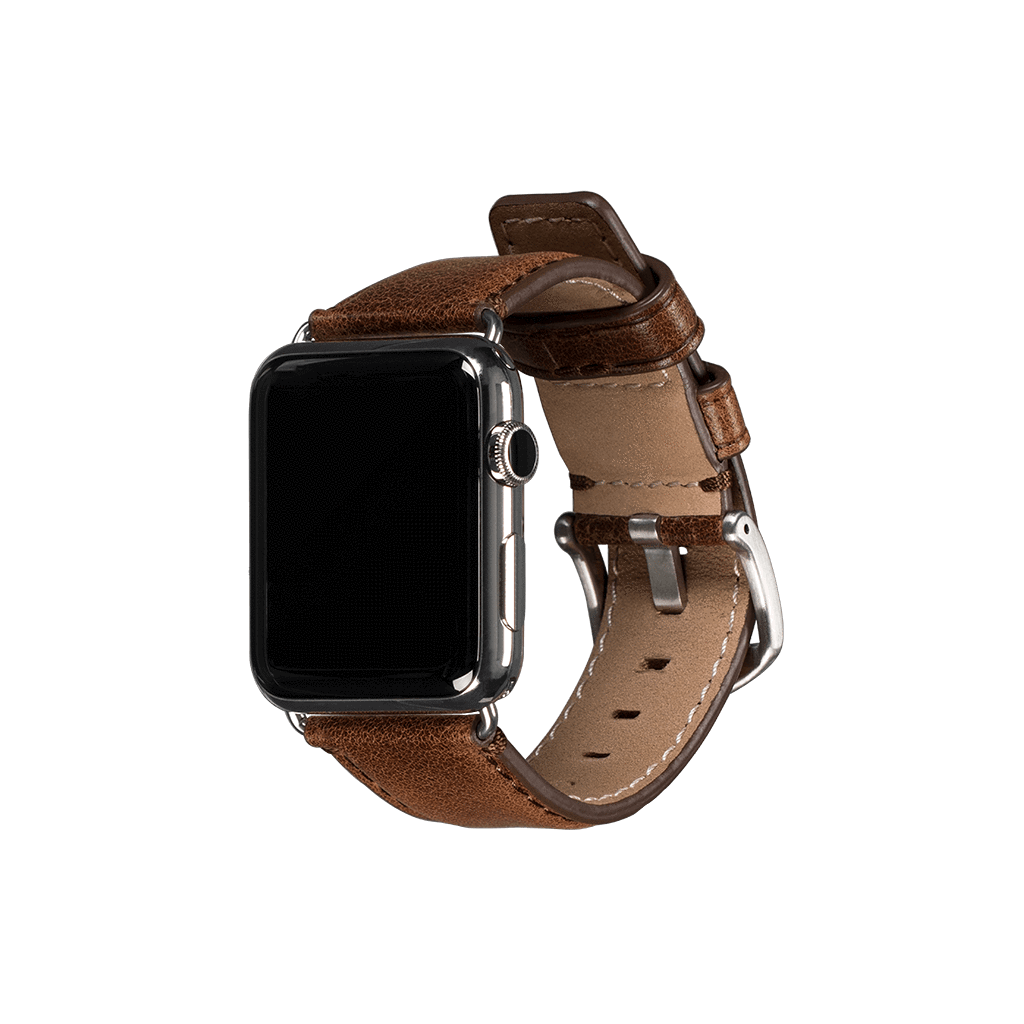 Heritage Leather Watch Band for Apple Watch 42mm