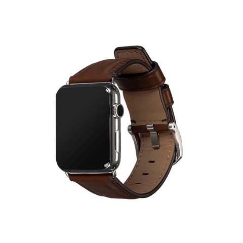 Deen Leather 42mm / 44mm Apple Watch Band
