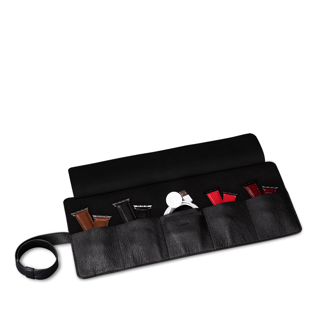 Leather Apple Watch Roll by Sena Cases
