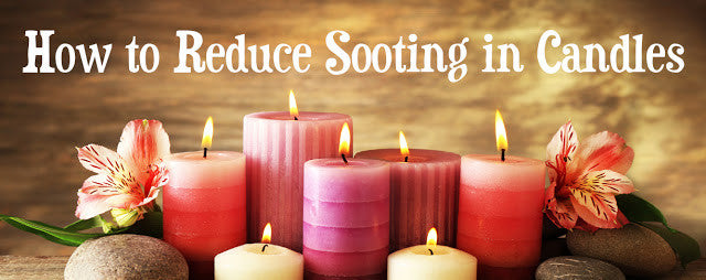 How to Reduce Sooting in Candles