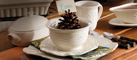 Veranda Stoneware Collection