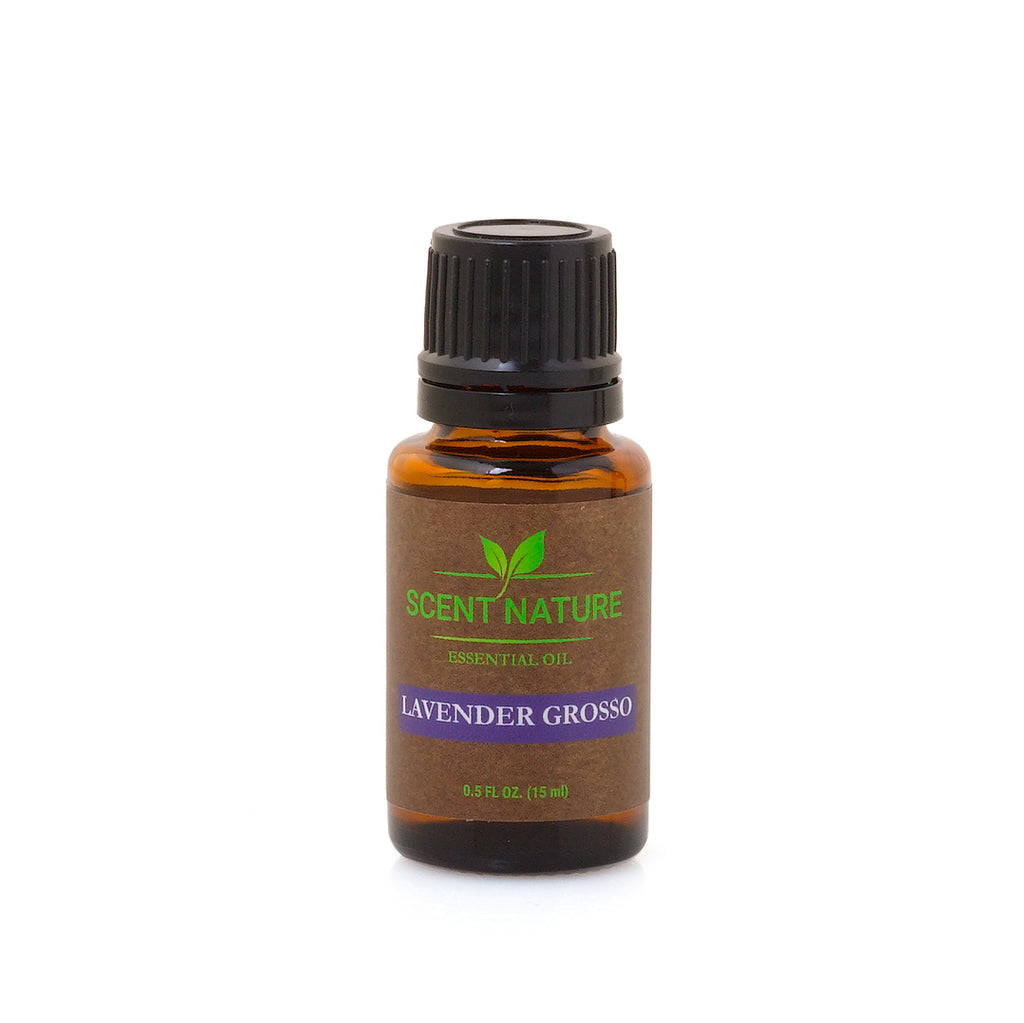 Scent Nature Essential Oil - Lavender Grosso