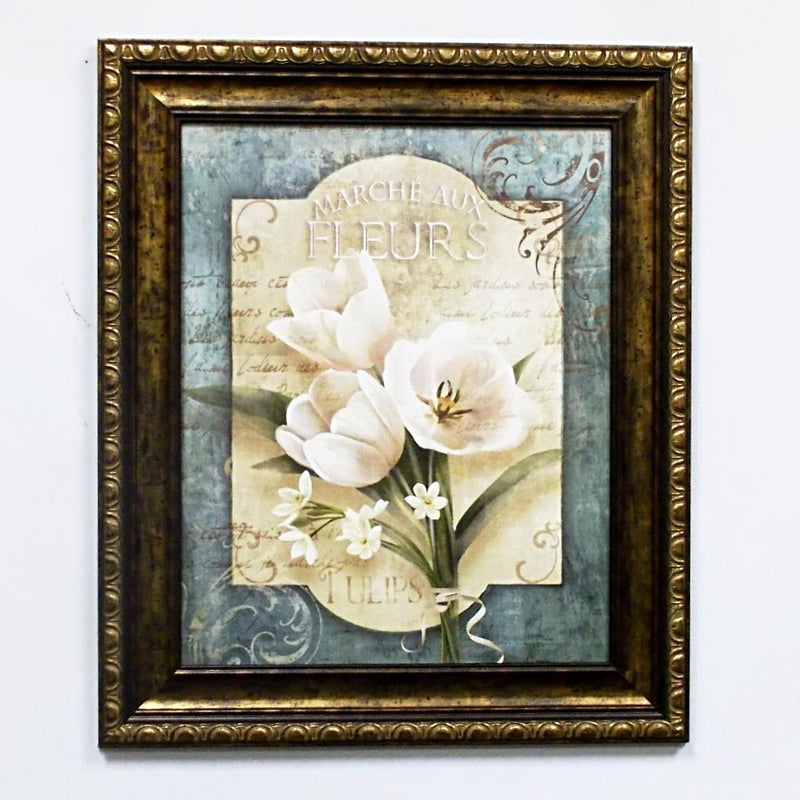Wall Art - Ashley Tulip Bunch