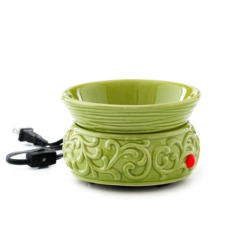 Clarity Fragrance Warmer - Green