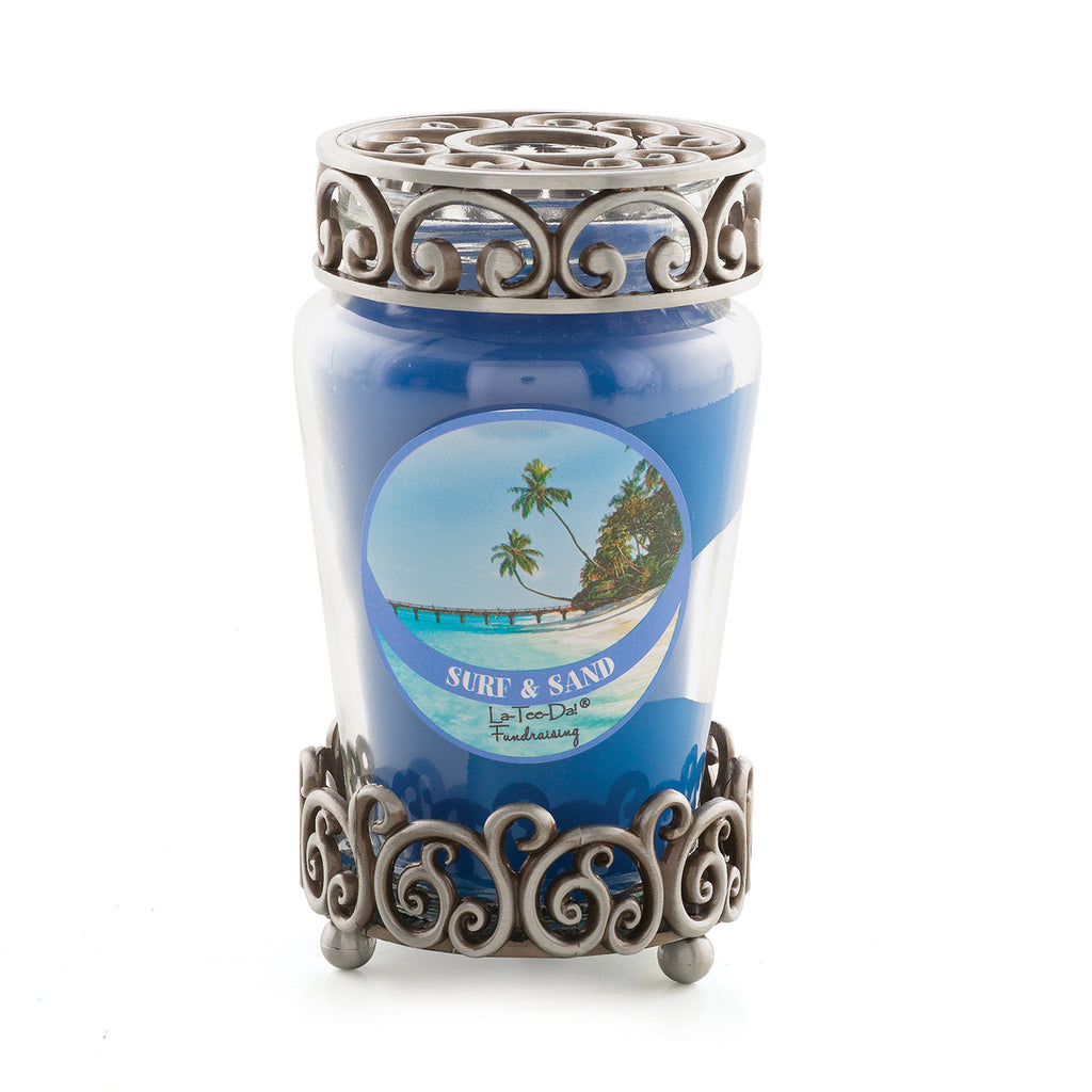 Surf & Sand - Classic Candle Set