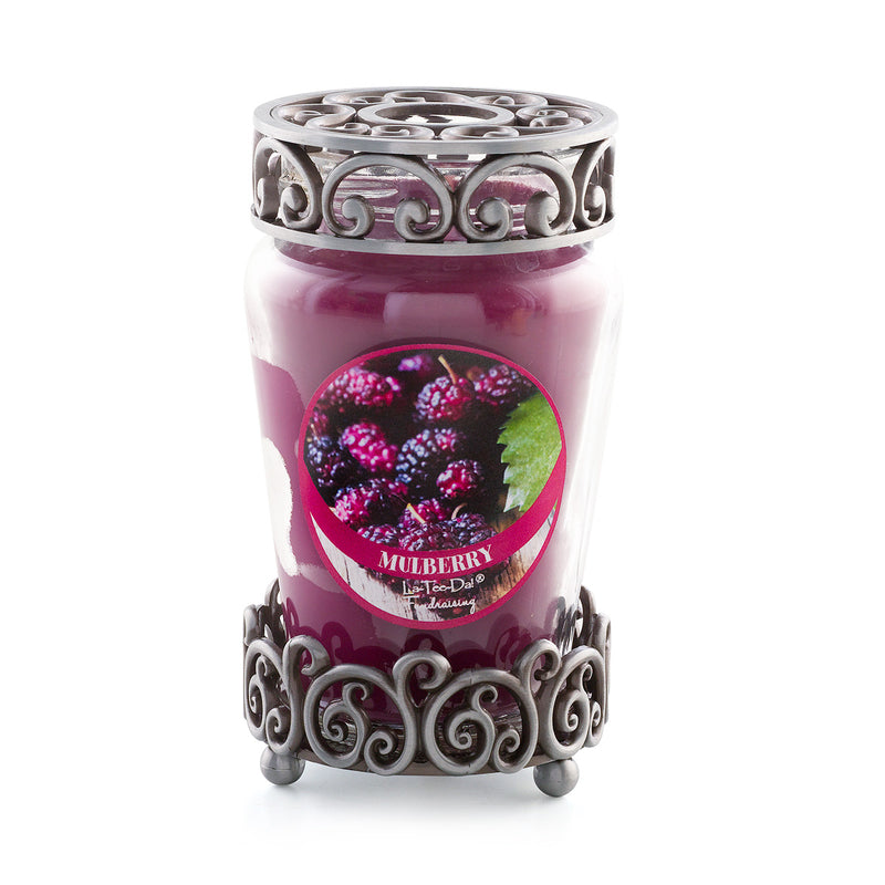 Mulberry - Classic Candle Set