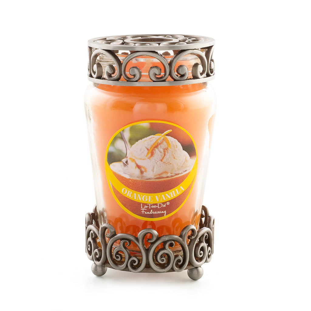 Orange Vanilla - Classic Candle Set