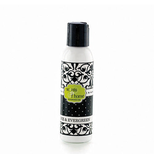 4 oz. Fragrance Gel - Ice & Evergreen