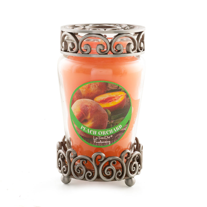 Peach Orchard - Classic Candle Set