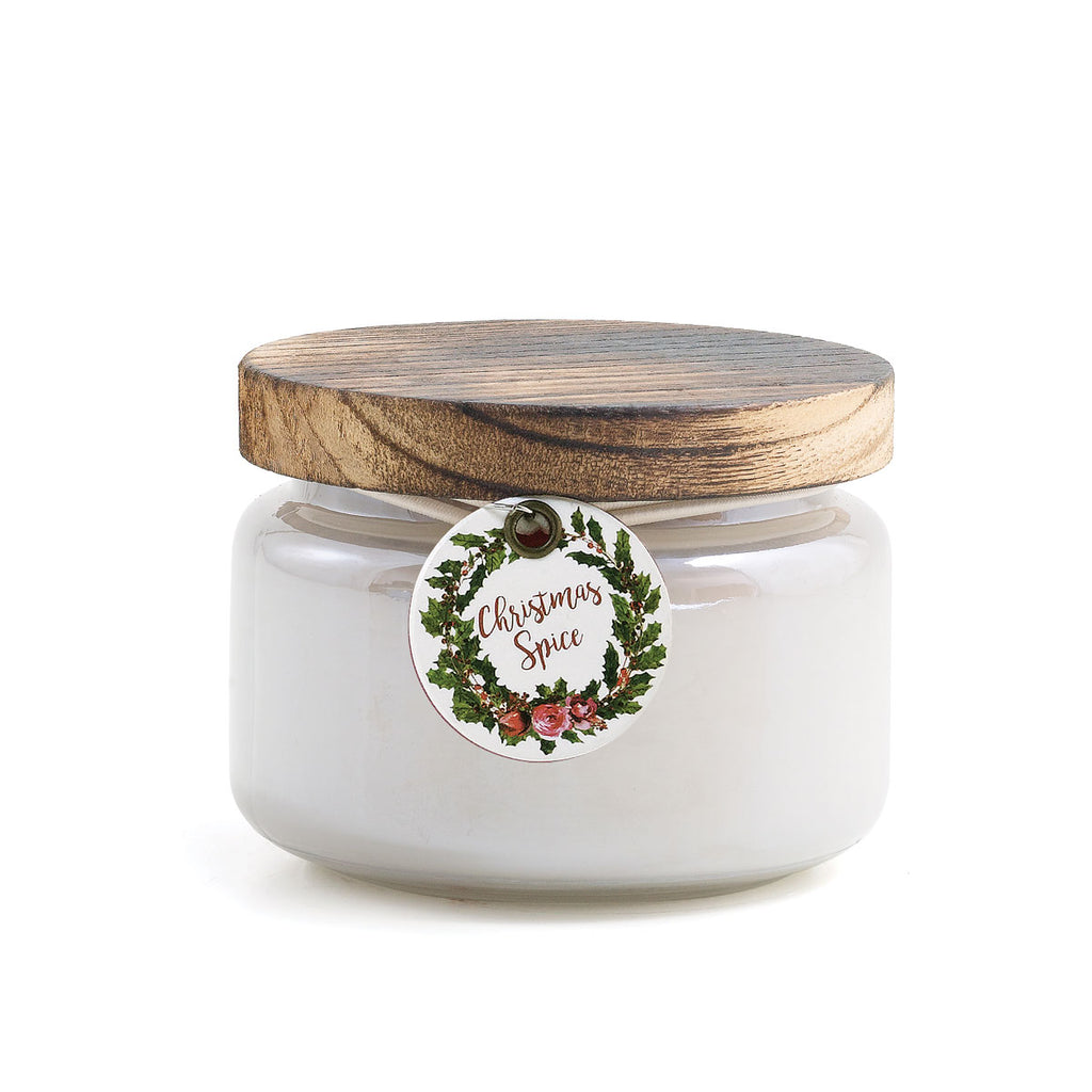 Aspen Jar Candle - Christmas Spice