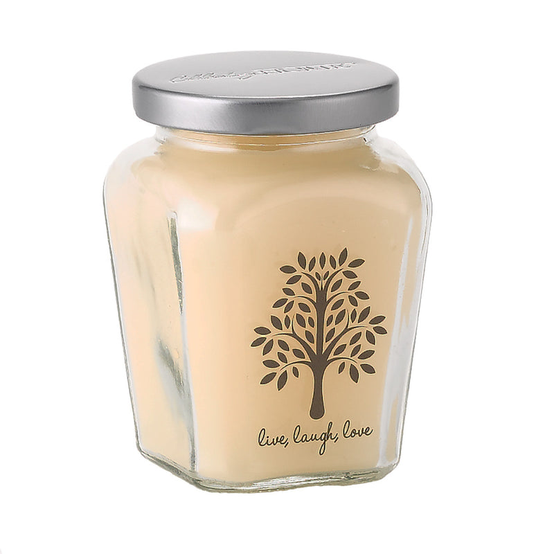 Petite Jar Candle - Warm Vanilla Cream