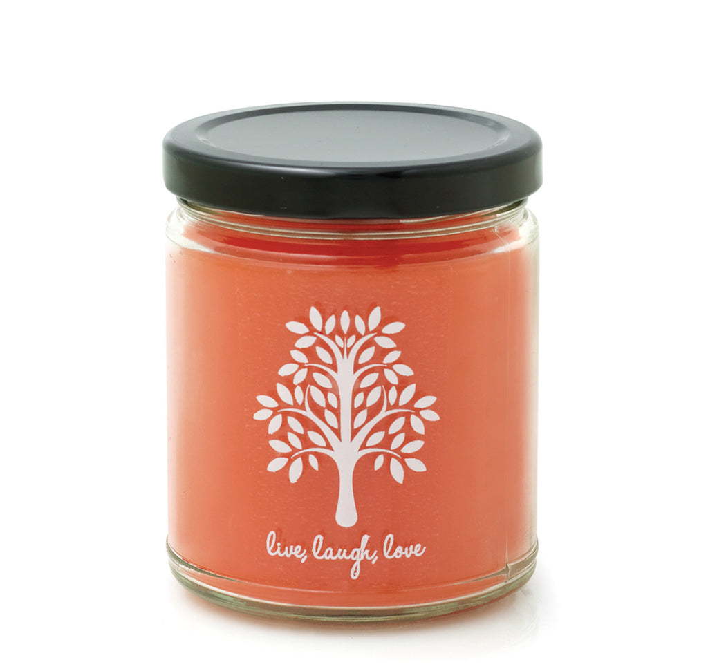 Simply Petite Jar Candle - Mango Cooler
