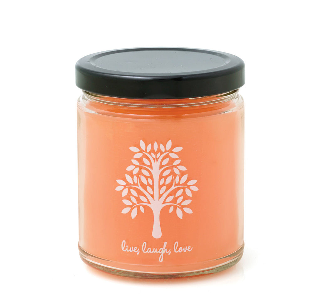 Simply Petite Jar Candle - Peach Orchard