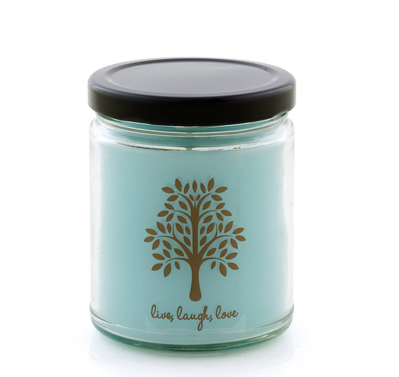 Simply Petite Jar Candle - Eucalyptus Mint