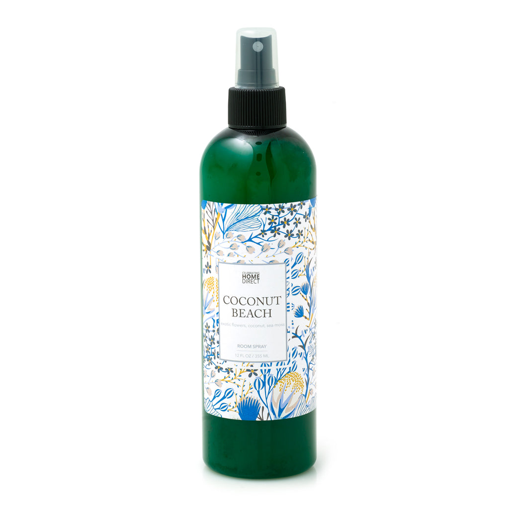 Room Spray 12 oz - Coconut Beach