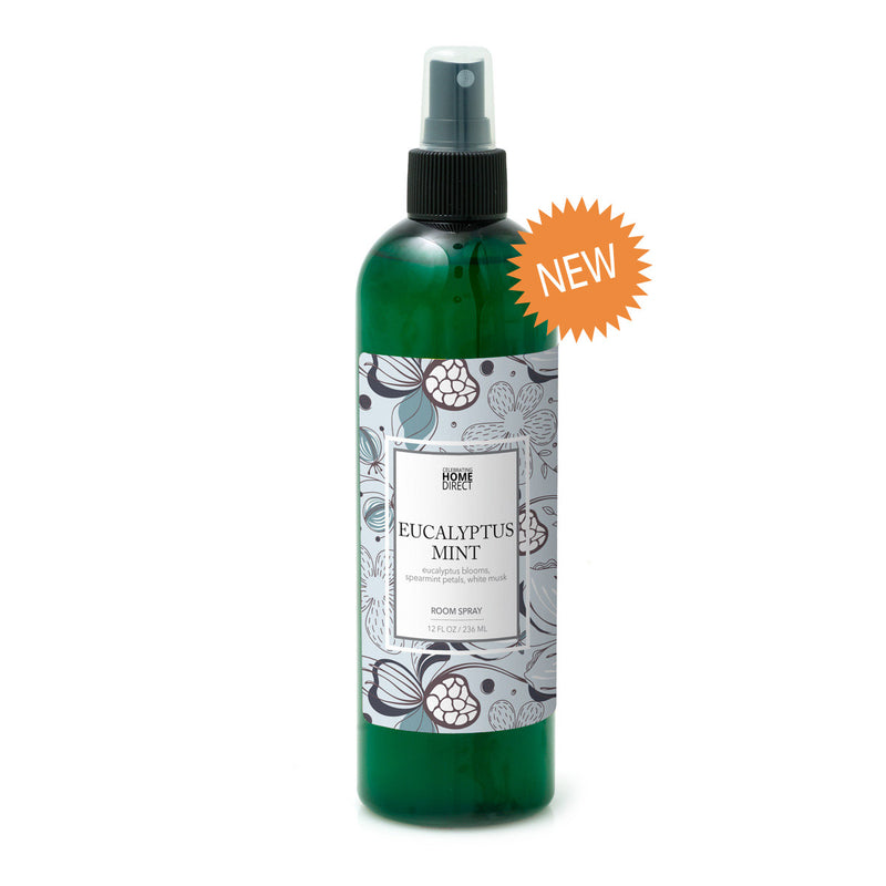 Room Spray 12 oz - Eucalyptus Mint