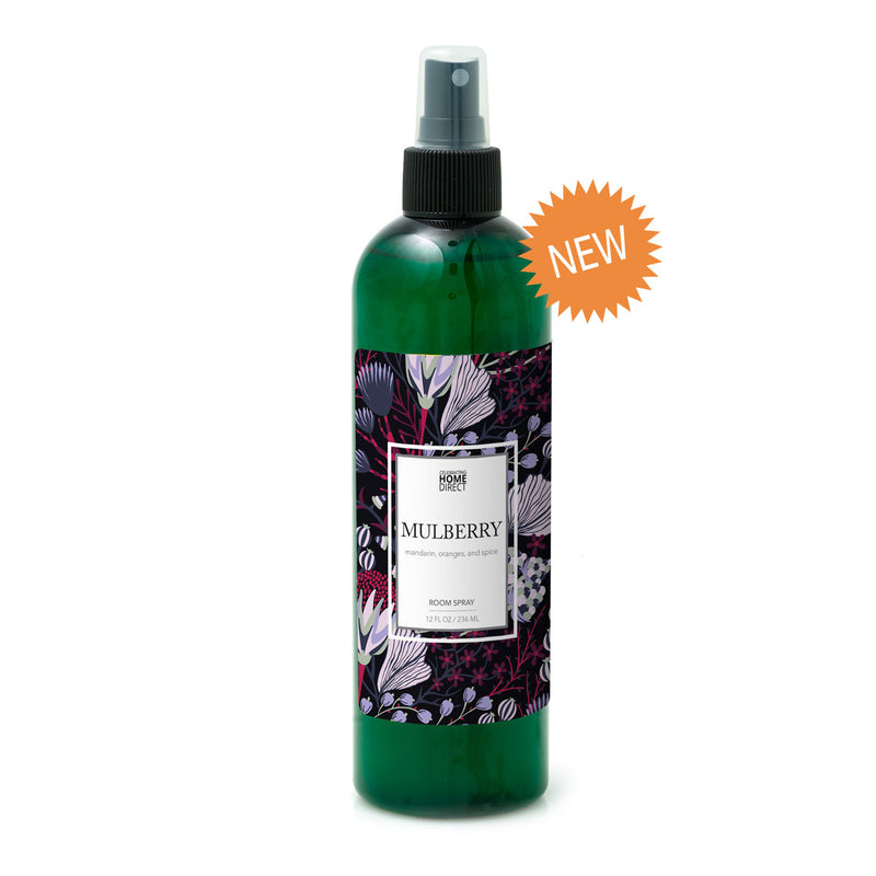 Room Spray 12 oz - Mulberry