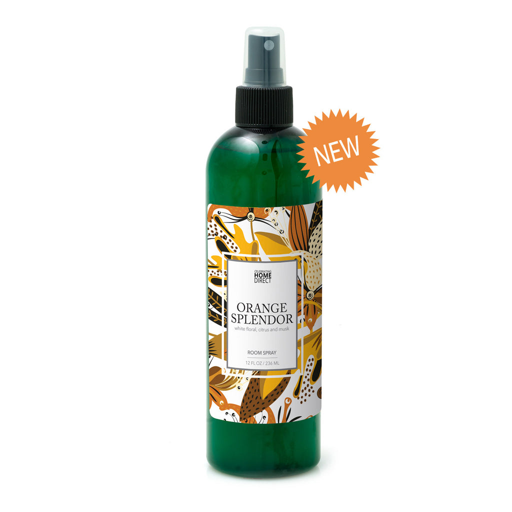 Room Spray 12 oz - Orange Splendor