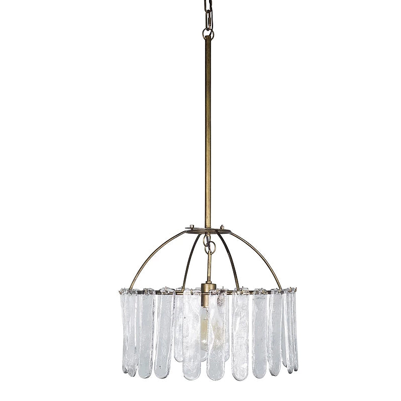 Glamour Glass Hanging Light
