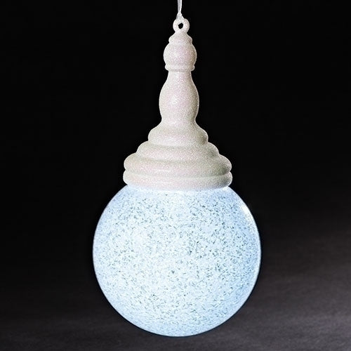 Crystal Ice Ornament Large 8 ""