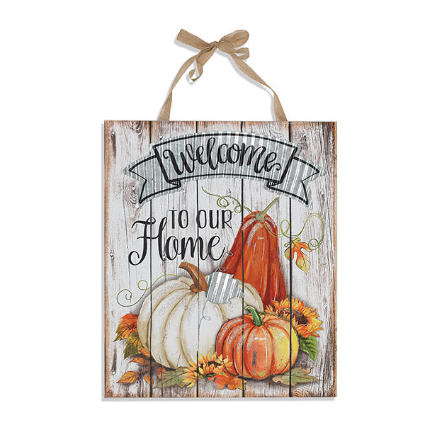Harvest Wall Plaque
