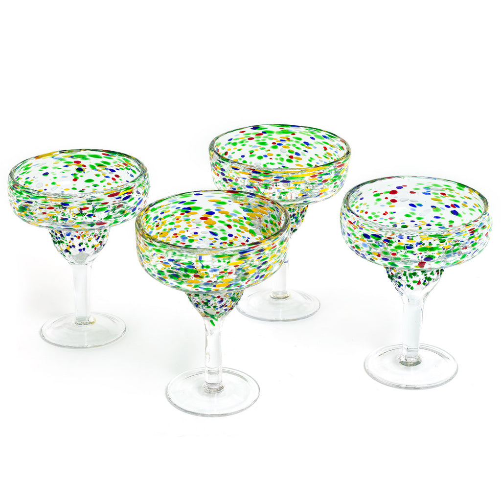 Fiesta Margarita Glass (Set of 4)