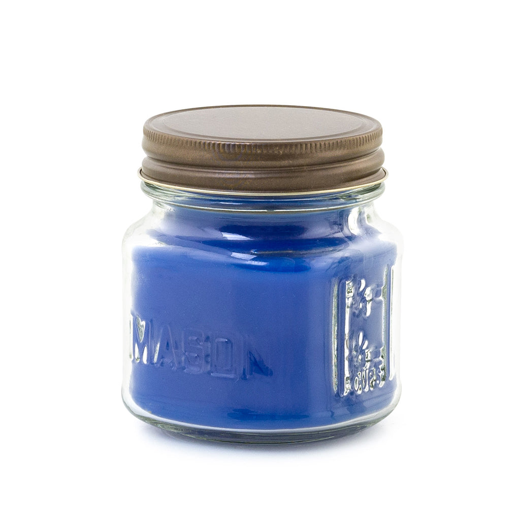 Mini Mason 8 oz. Candle - Man of My Dreams