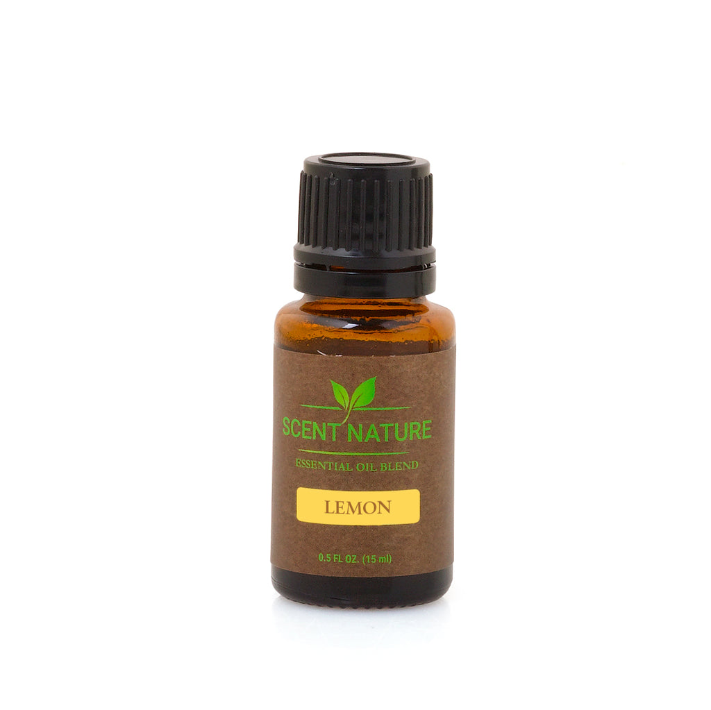 Scent Nature Essential Oil Blend - Lemon