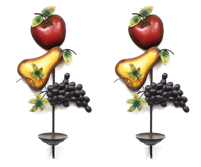 Sonoma Villa Fruit Sconce - Set of 2
