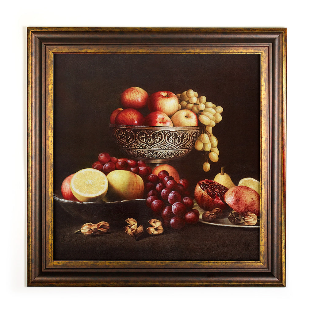 Wall Art - Classic Fruit