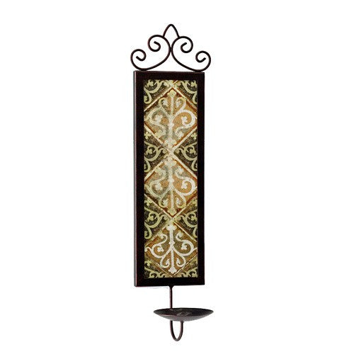Goes With Everything Sconce - Sagrada Cena