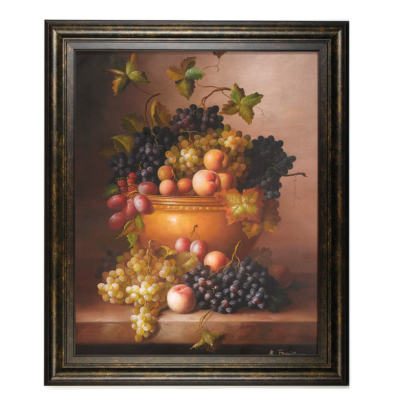 Wall Art - Bordeaux Fruit