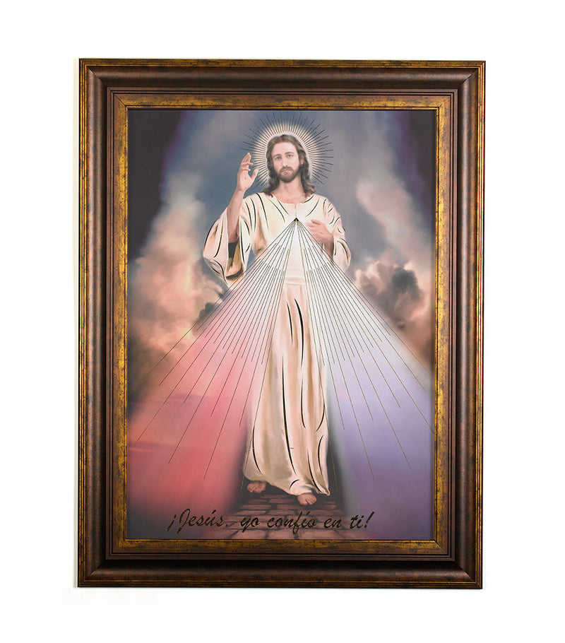 Wall Art - Jesus's Mercy