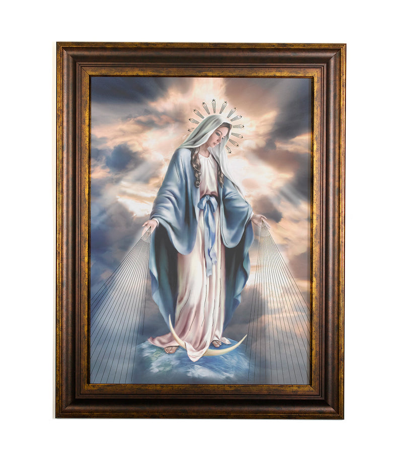 Wall Art - Mother of Grace