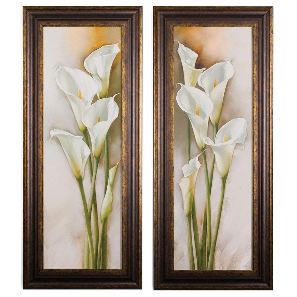 Wall Art - Calla Lilies - Set of 2