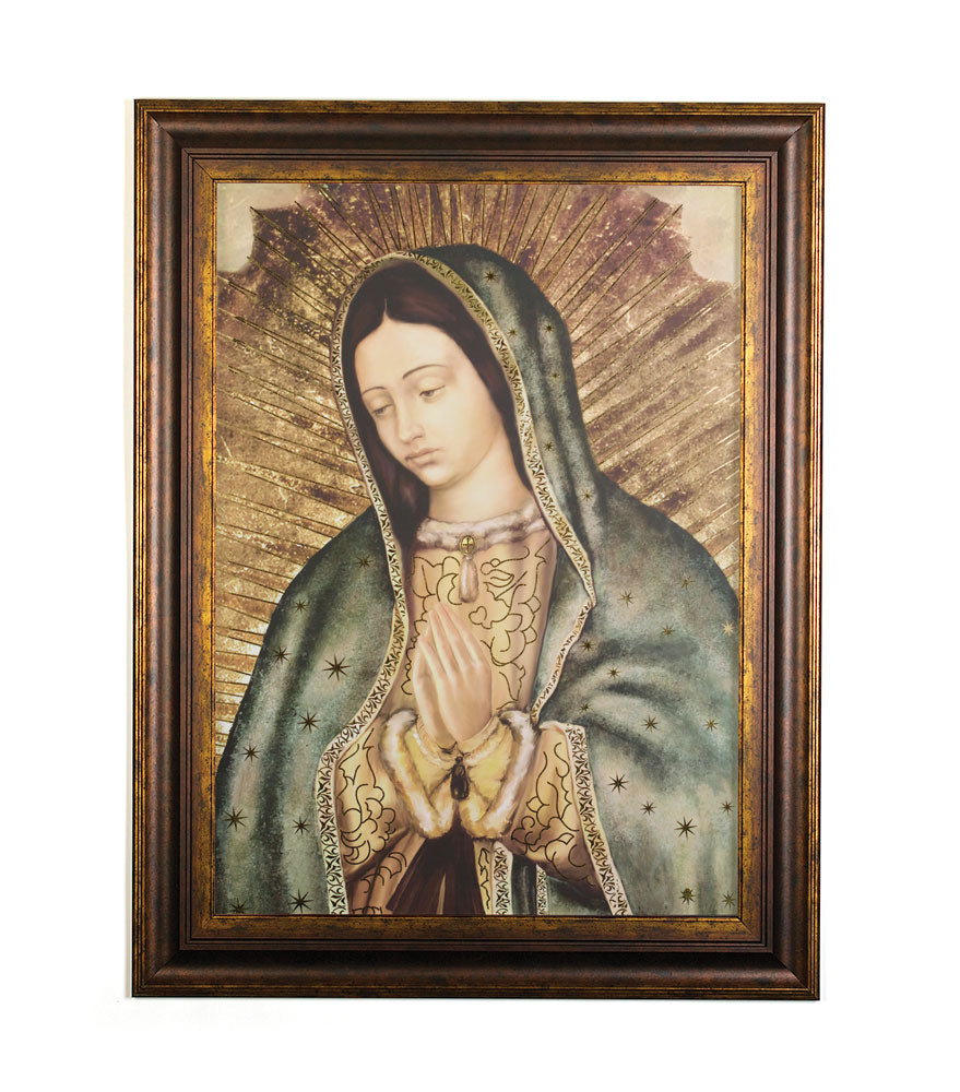 Wall Art - Our Lady of Guadalupe Busto