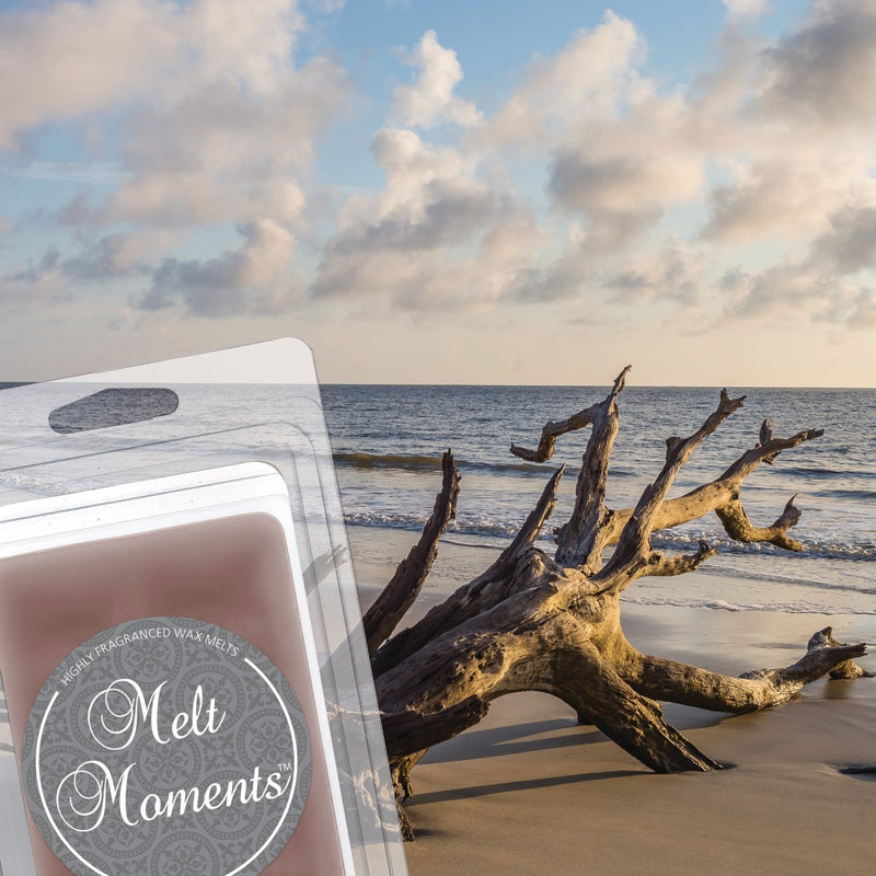 Melt Moments® Wax Melts - Beachwood Mist