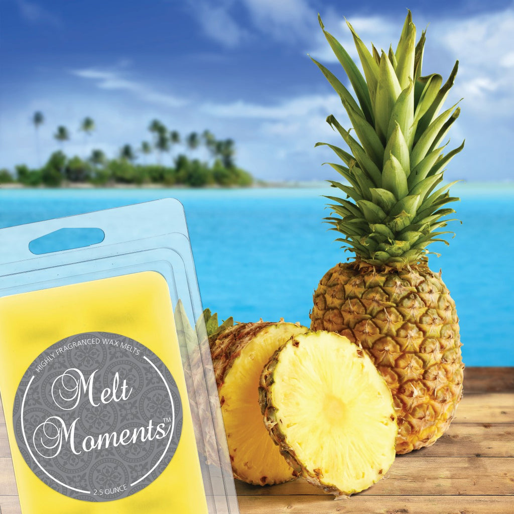 Melt Moments® Wax Melts - Pineapple Paradise