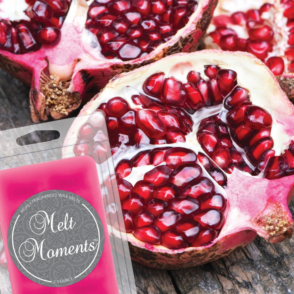 Pomegranate Melts