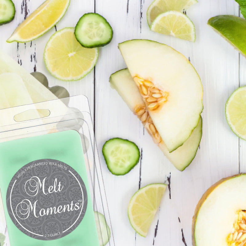Cucumber Melon Melts