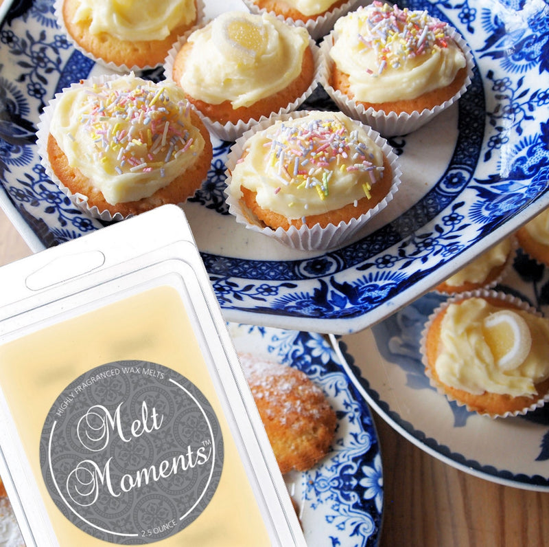 Melt Moments® Wax Melts - Vanilla Cupcake