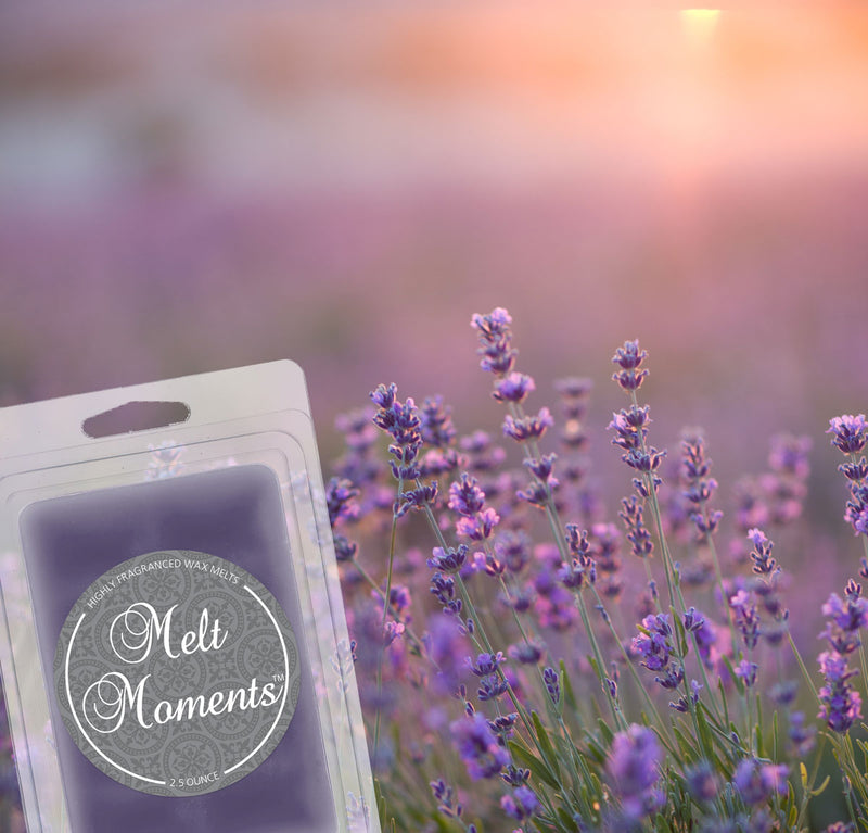 Melt Moments® Wax Melts - Lavender