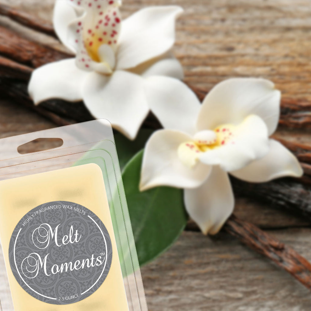 Melt Moments® Wax Melts - Vanilla Bean