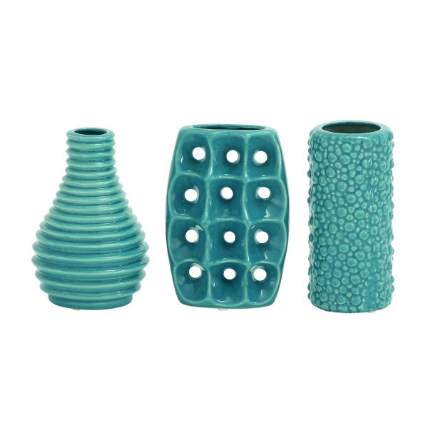 Waterford Vases - Set of 3
